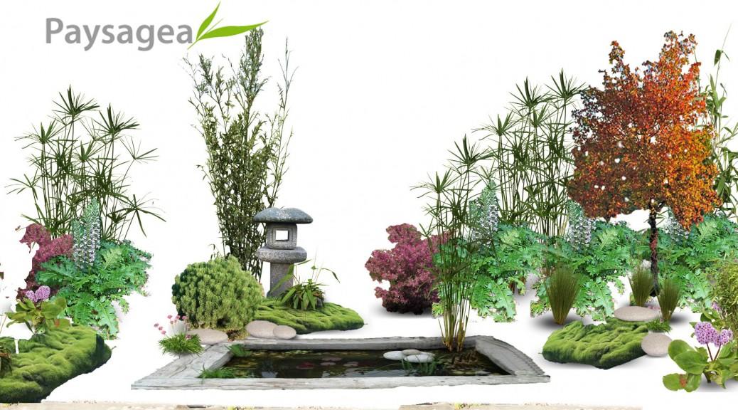 Fr d ric morisset votre paysagiste conseil cr ation accompagnement et coaching jardin - Bassin japonais dessin dijon ...