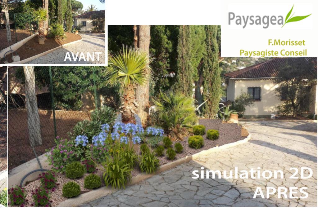 Cr ez votre jardin en ligne fr d ric morisset votre for Simulation jardin en ligne